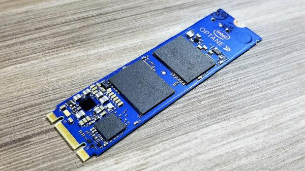 Intel Optane 800P SSD